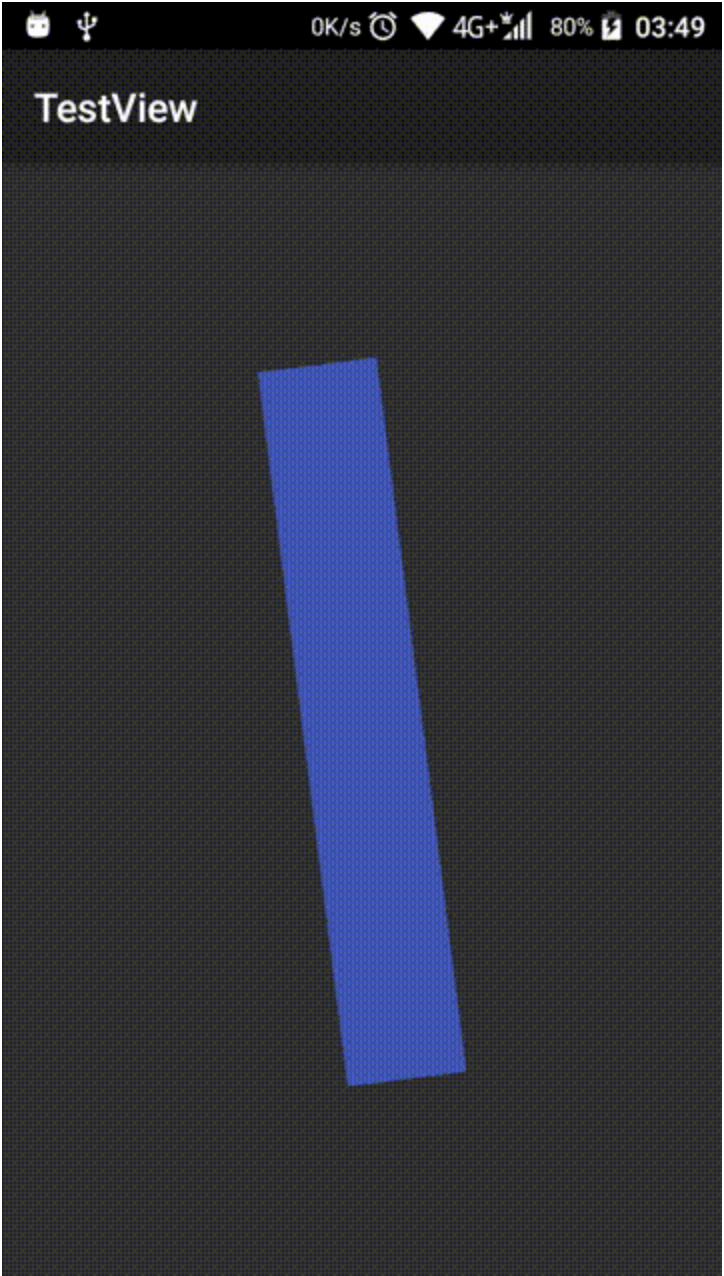 ArcSlidingHelper 几行代码实现Android弧形滑动