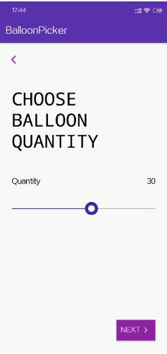 Android 自定义控件之 气球选择器