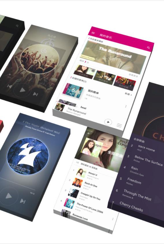 【开源完整项目】Musicoco 管理本地音乐的app